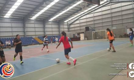 Selecciones de Futsal Sub 18, listas para iniciar