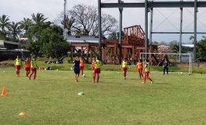 Curso entrenadores Selecciones Regionales Femeninas (1)