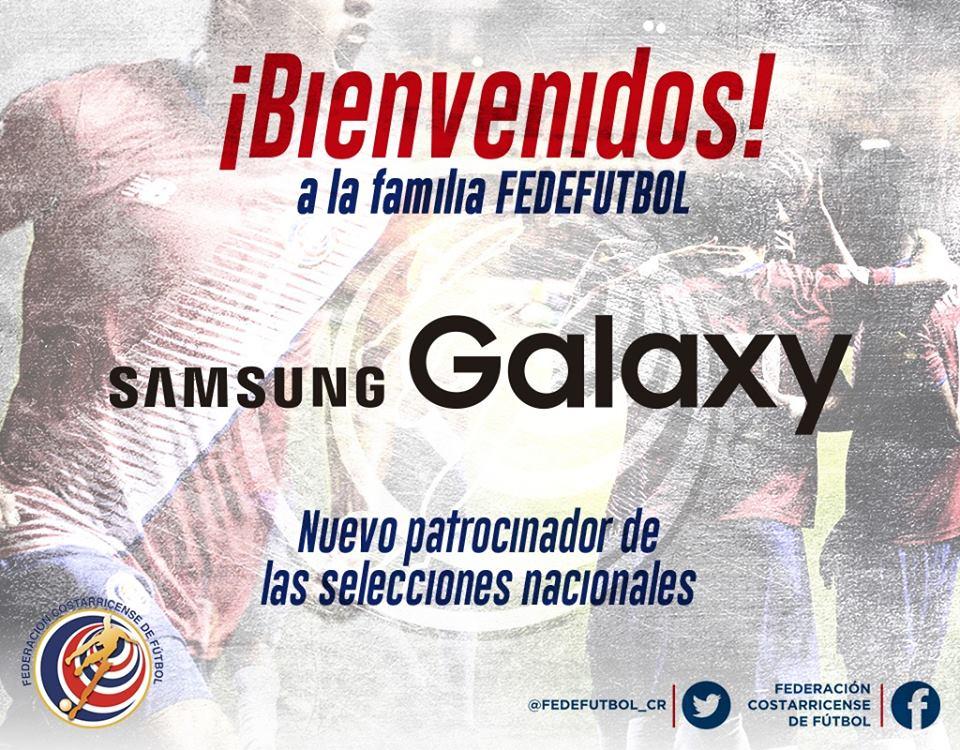 Bienvenida Samsung