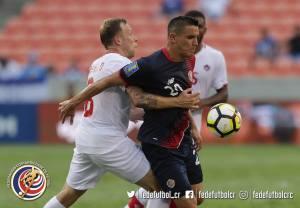 David Guzmán CRC vs CAN Copa Oro 11 julio 2017
