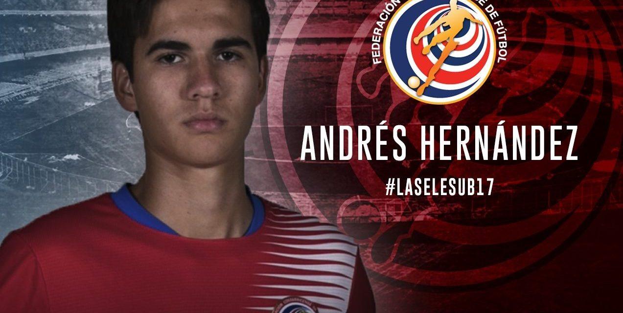 ¿Quién es Andrés Hernández?