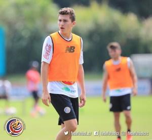 Fernán Ferron, jugador Sub 17 (3)