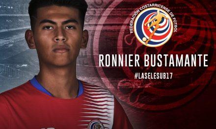 ¿Quién es Ronnier Bustamante?