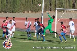 Sub 17-Málaga 3