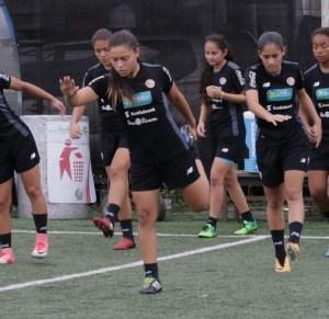 Gipzy Prieto Jugadora Sele Sub 17 Femenina (2)