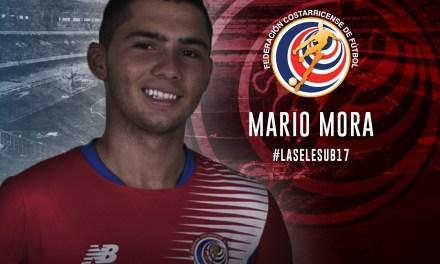 ¿Quién es Mario Mora?