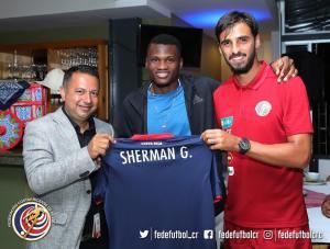 Sele Mayor con Sherman Guity-2