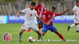 Sele Sub 17 vs Irán Mundial India 2017 (3)