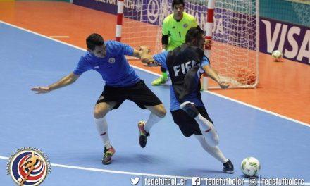 Futsala se fogueará con Brasil