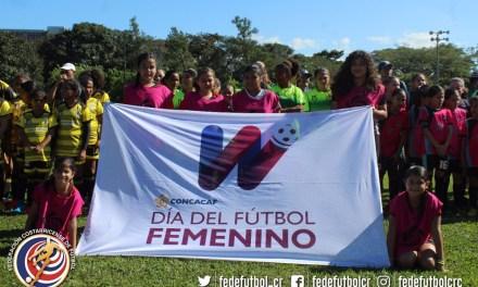 FEDEFUTBOL se une a celebración del día del fútbol femenino