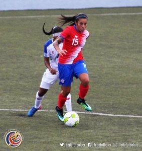 Cristin Granados CRC vs PAN Juegos Centroamericanos 2017