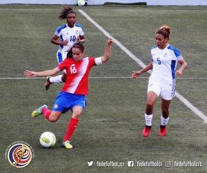 Katherinne Alvarado CRC vs PAN Juegos Centroamericanos 2017