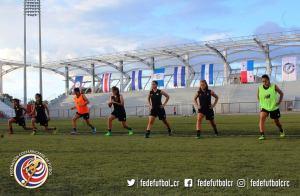 Sele Mayor Femenina Juegos Centroamericanos 2017