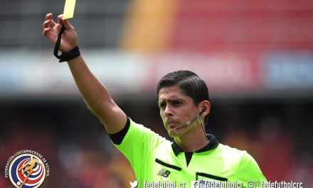 Ricardo Montero dirigirá la final ida