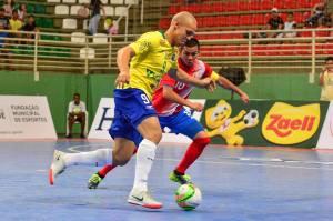 Costa Rica vs Barsil futsal 3