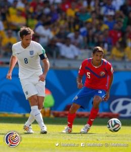 Costa Rica vs Inglaterra
