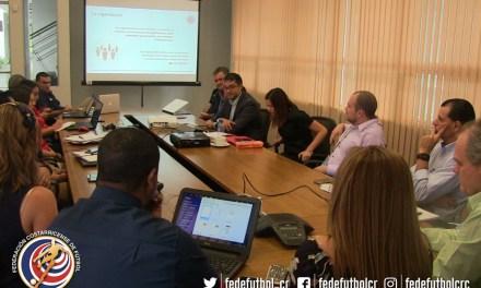 FEDEFUTBOL tras la excelencia del ISO 9001
