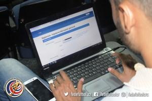 Capacitación FEDEFUTBOL Connect febrero 2018