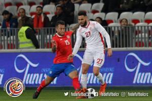 Sele vs Túnez 2