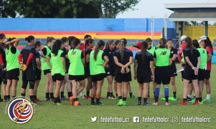 Selección sub 17 femenina regresa al país