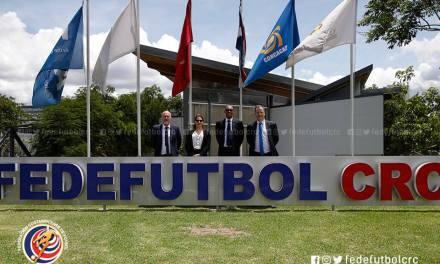 Federación Francesa impresionada con la FEDEFUTBOL