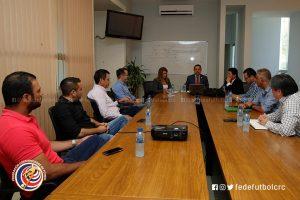 Reunión con Ligas- mejoras en el Fútbol (3)