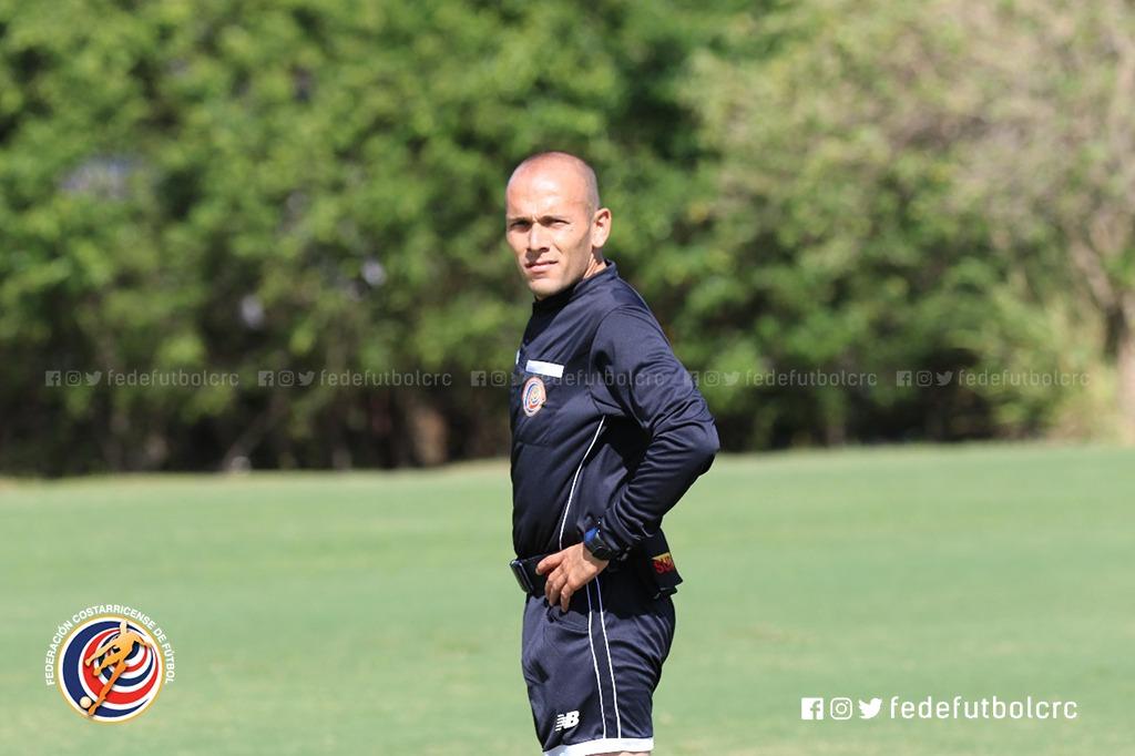 Arbitro William Mattus - Federación Costarricense de Fútbol