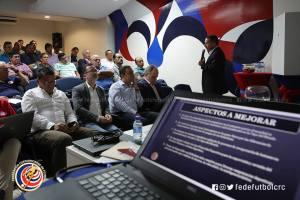 Asamblea General de la FEDEFUTBOL agosto 2018