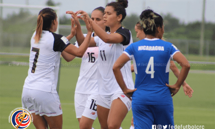 Femenina clasifica al premundial de CONCACAF