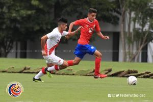 Sub 17 vs Perú 3