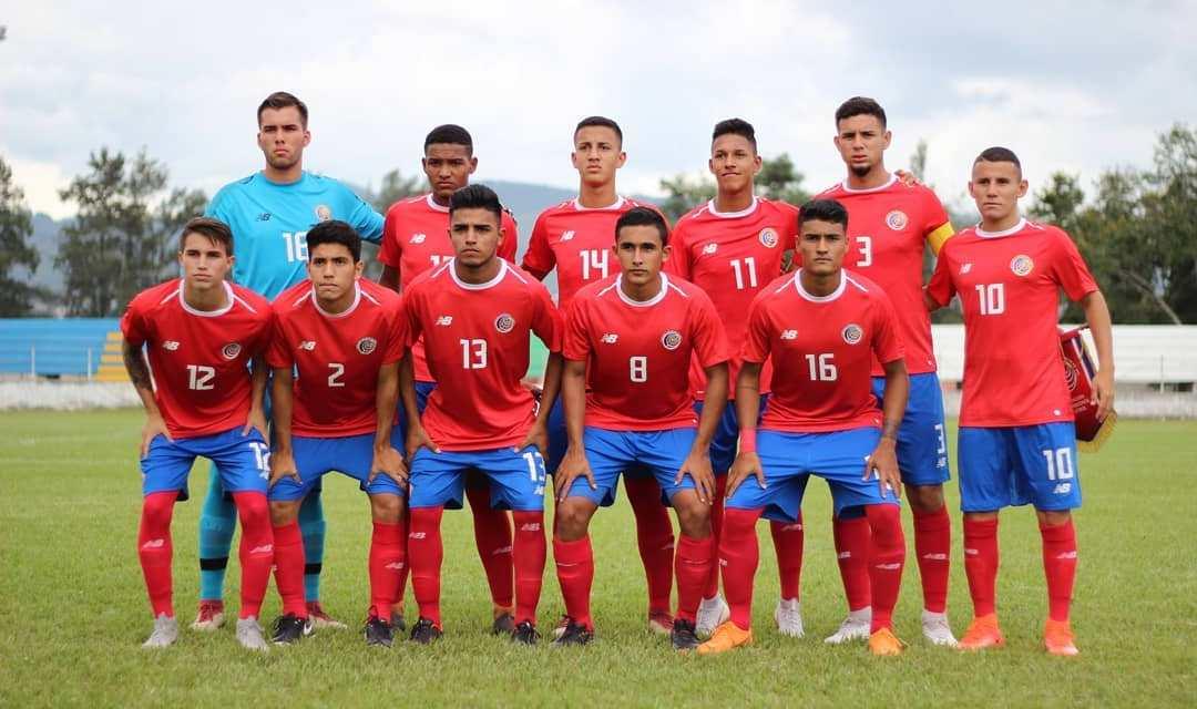 Goleamos a Honduras en torneo UNCAF sub 19