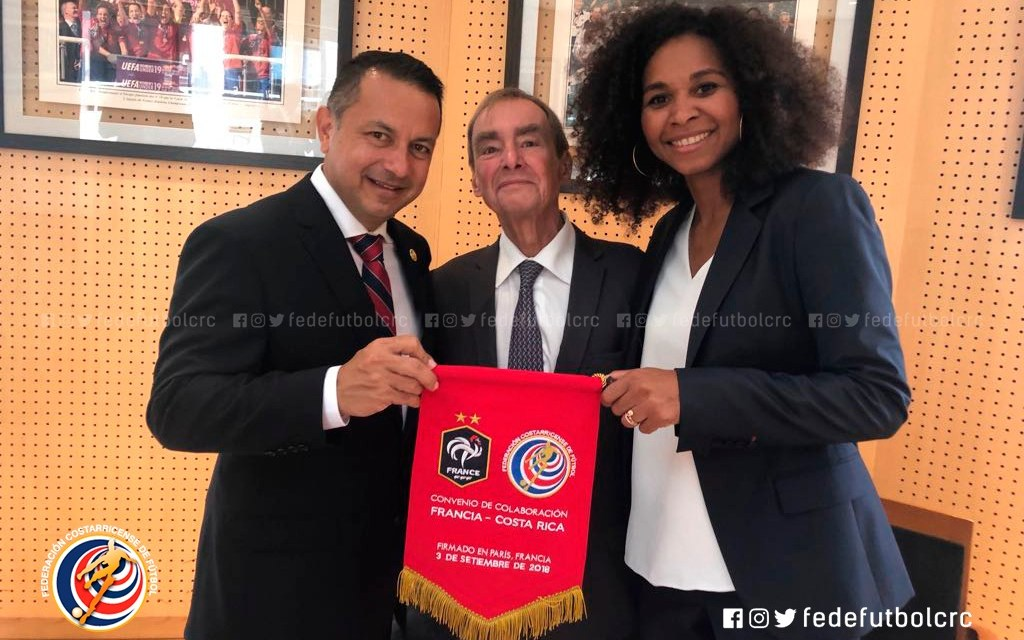 ¡Firmamos histórico convenio con Francia!
