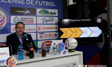 FEDEFUTBOL tiene finalistas para dirigir a La Sele