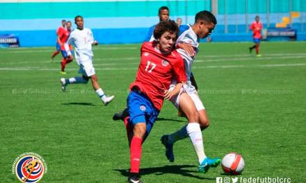 Infantil con buen paso por torneo centroamericano