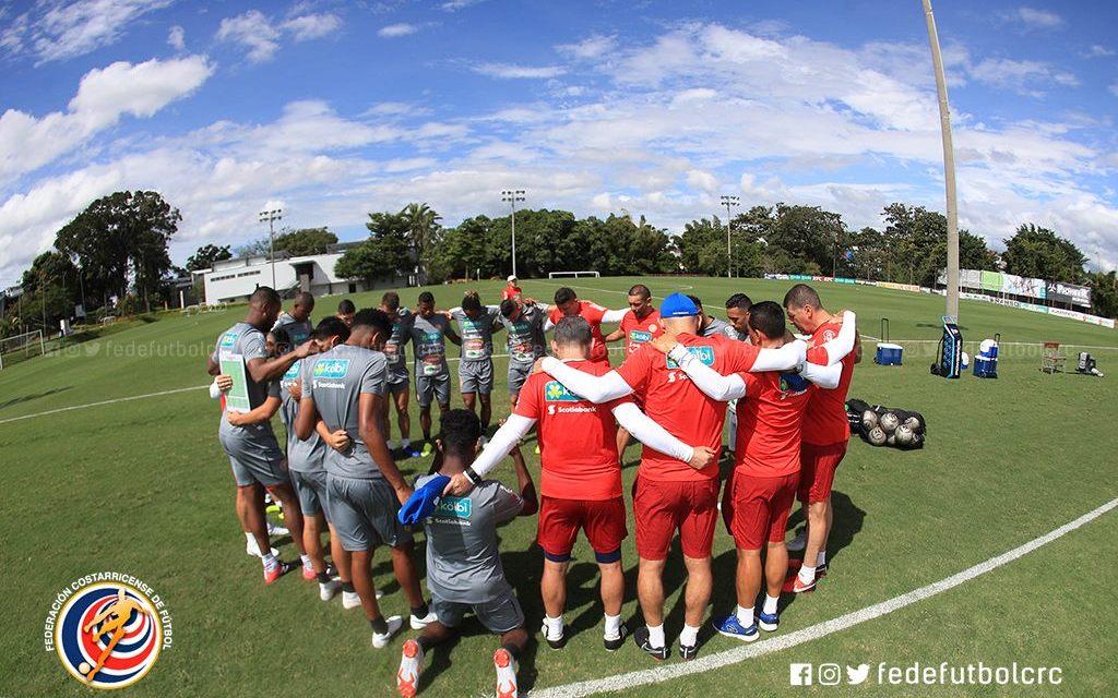 La Sele arrancó preparación para gira Sudamericana