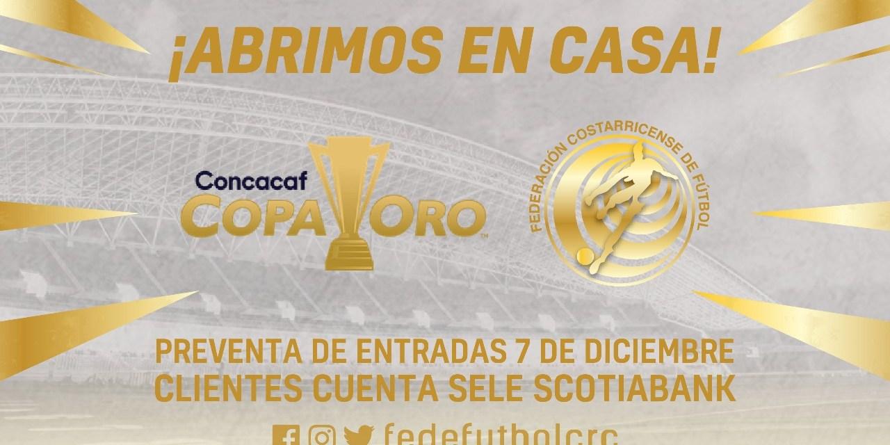 Inicia la venta entradas de Copa Oro
