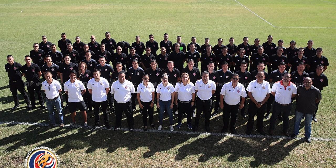 Definidos los árbitros que abrirán el Campeonato Nacional