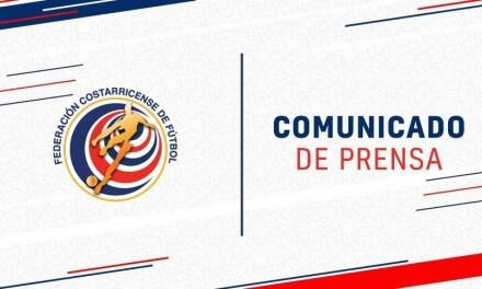 FEDEFUTBOL abre concurso para contratar Coordinador de Selecciones Menores
