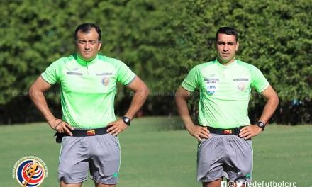 Dos árbitros son los más regulares del torneo Nacional