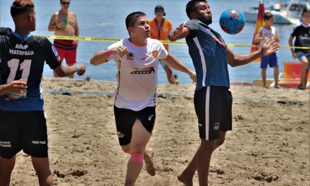 Regresa el fútbol playa con Torneo de Copa