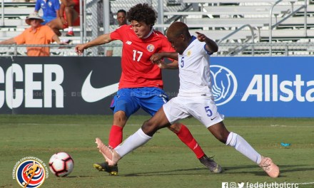 Costa Rica saca victoria ante Curazao