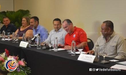 FEDEFUTBOL firma alianza con cantones de la Zona norte