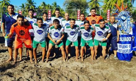 Costa Rica recibe por primera vez  a club salvadoreño de fútbol playa