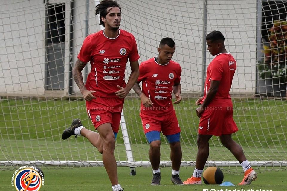 La Sele afina detalles para debut en Copa Oro