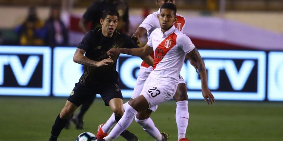 Costa Rica pierde por la mínima ante Perú