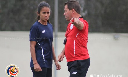 "Daniela Cruz: ""Nos jugamos todo ante Perú"""