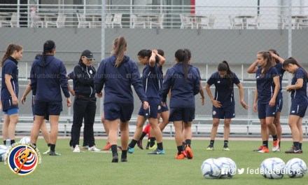 Femenina ajusta detalles para debut en Panamericanos