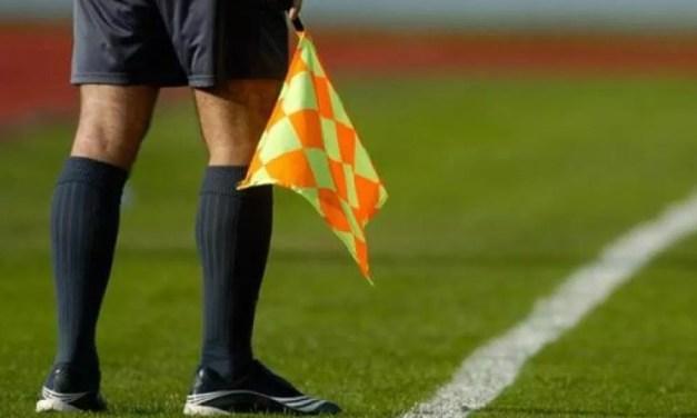 Árbitros para la jornada 12 de Primera División