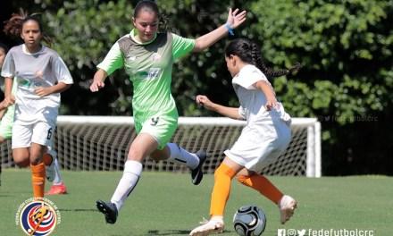 Regionales Femeninas cierran exitoso año