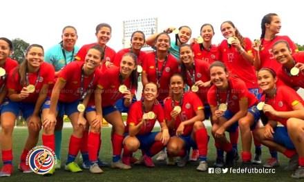 Ticas se consagran campeonas de la UNCAF